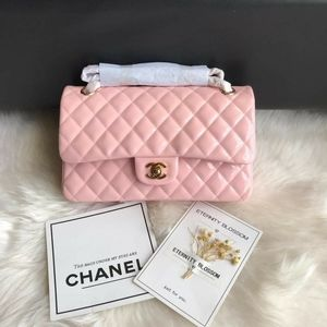Chanel Classic flap bags Check description